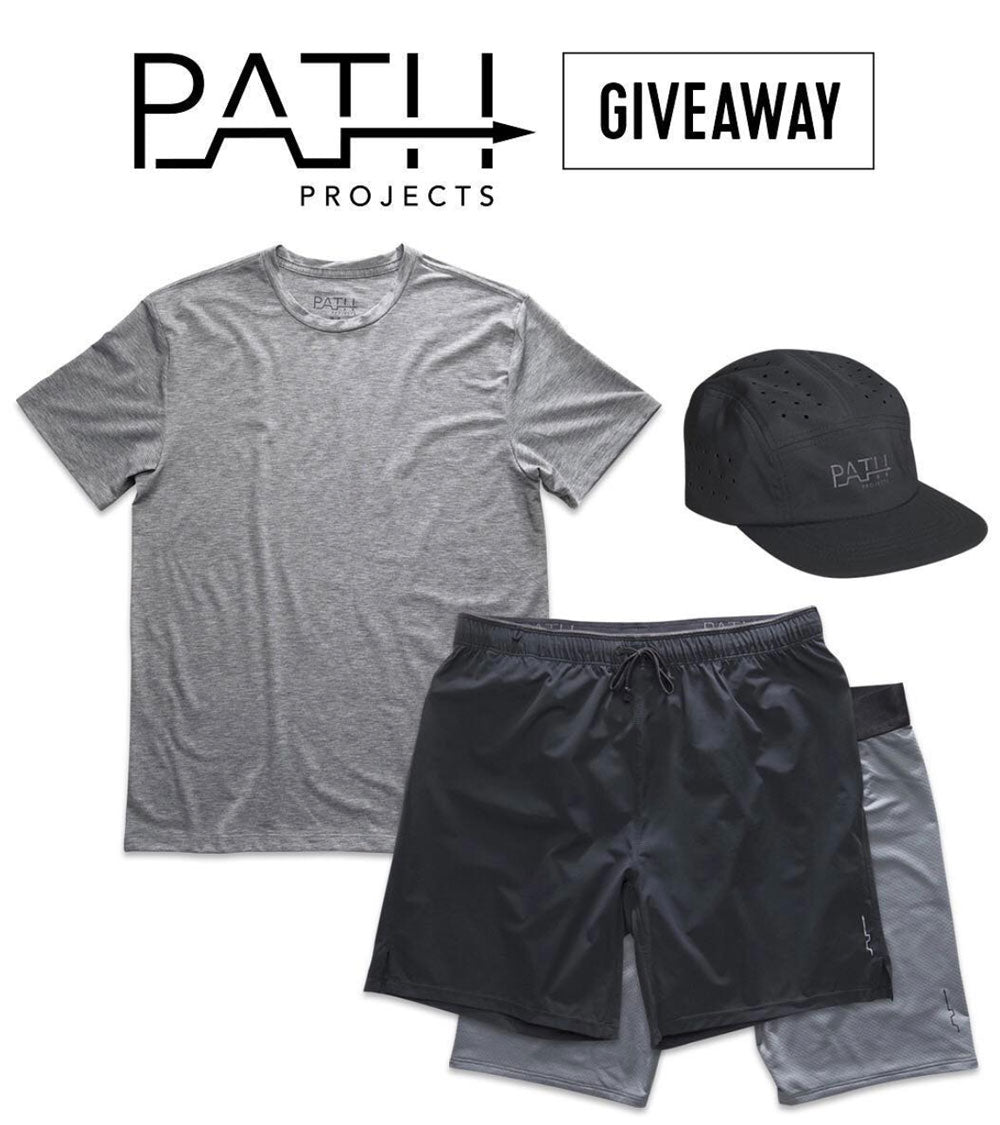 Enter to win PATH projects outfit