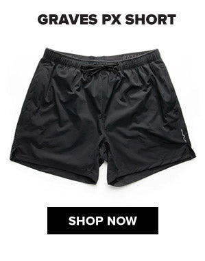 Graves px running shorts