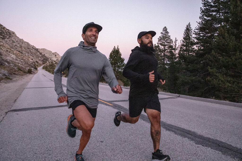 running shorts path projects