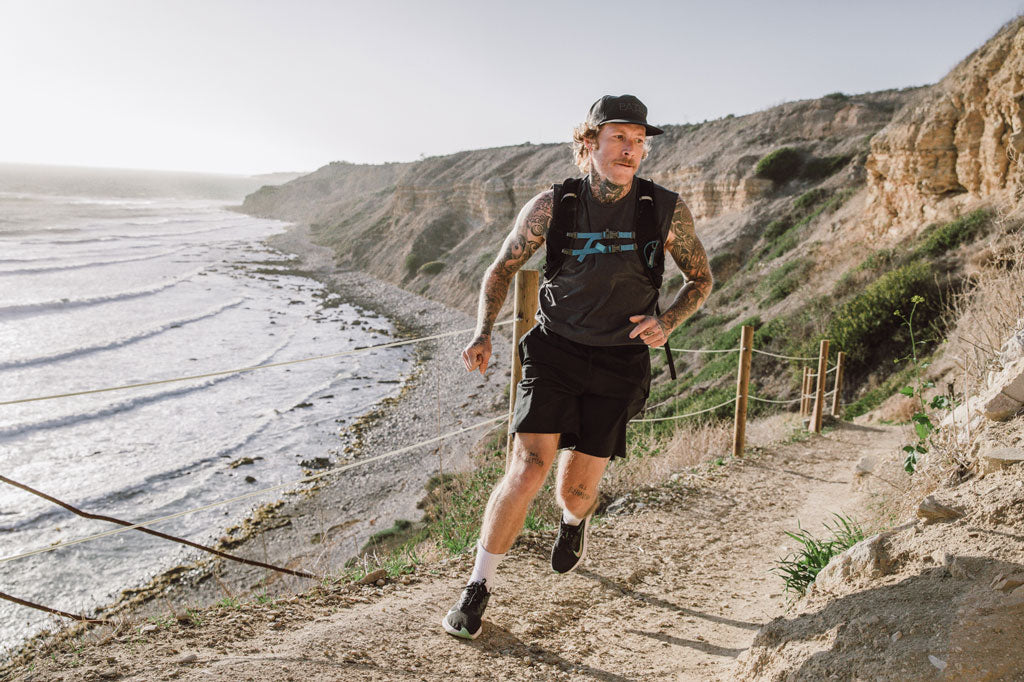 PATH projects running shorts