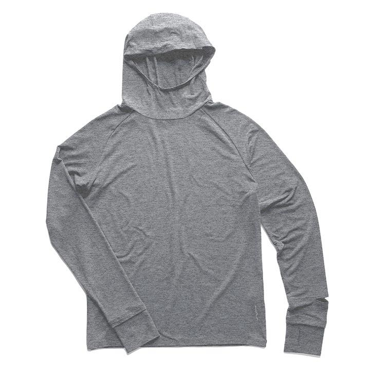 Pyrenees T-19 hooded shirt with GPS watch slot