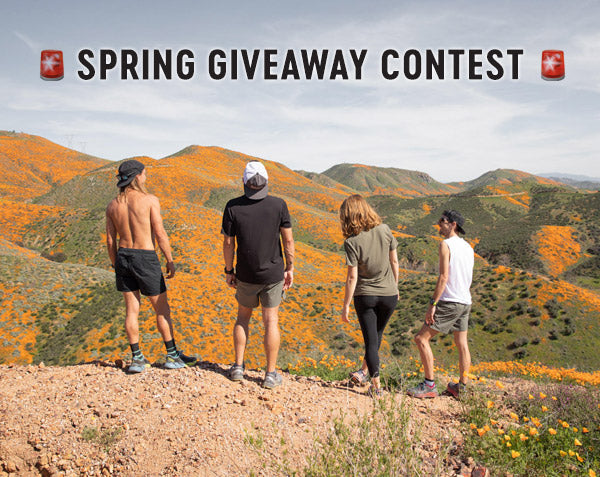 spring giveaway contest path projects
