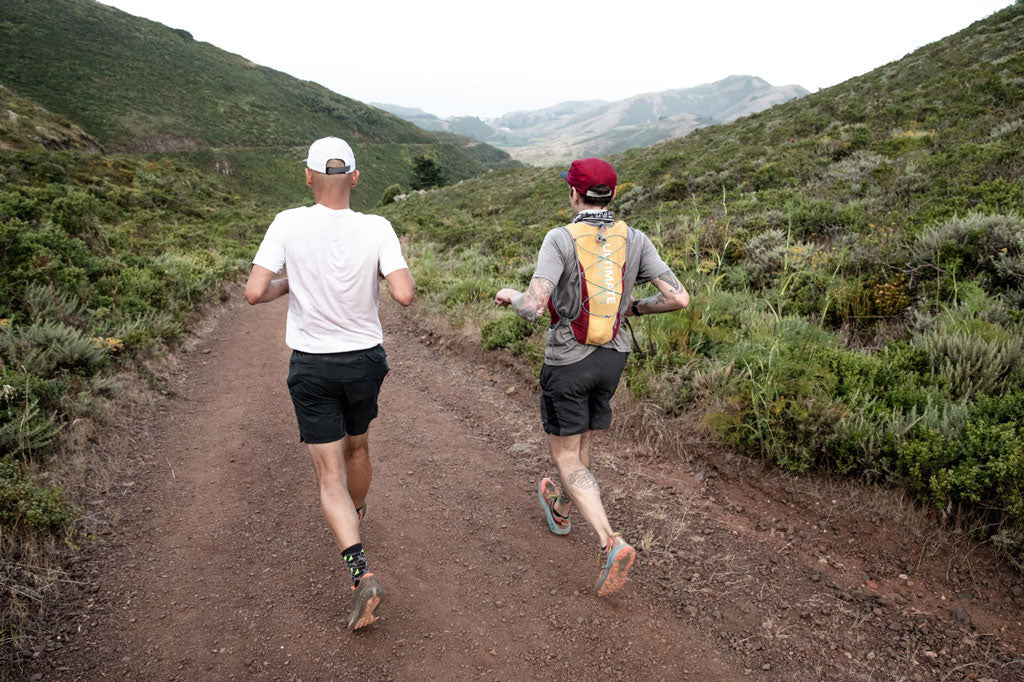 Trail Running Marin Headlands