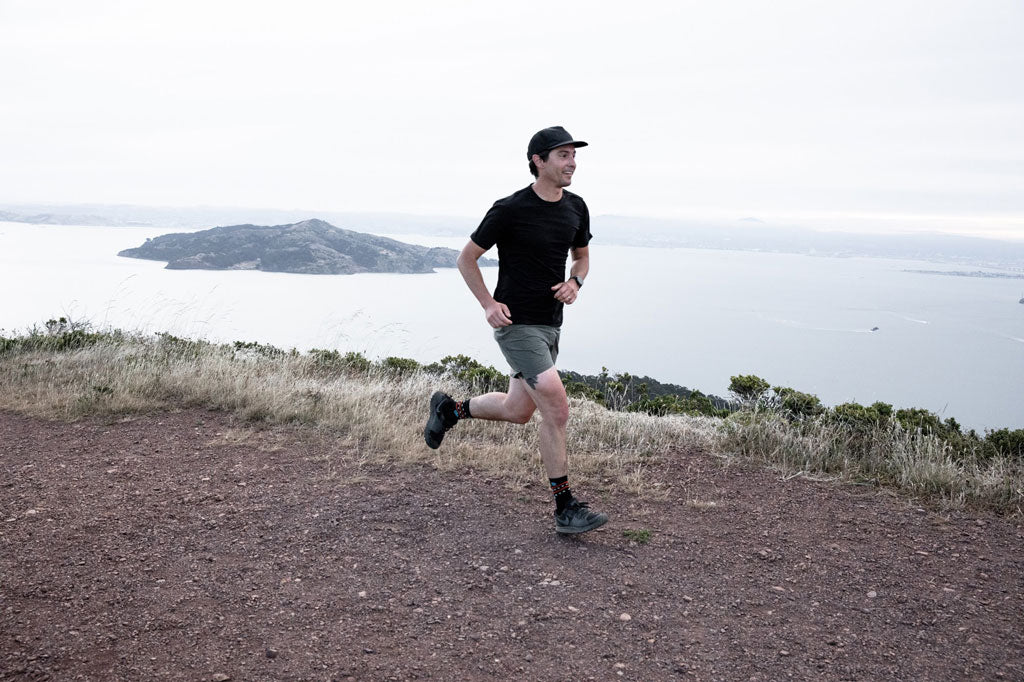 Marin Headlands running