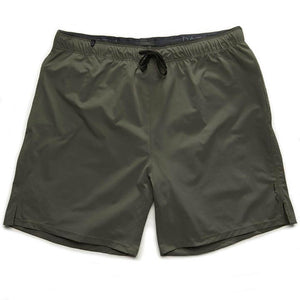 "SYKES PX 7"" SHORT - OLIVE GREY"