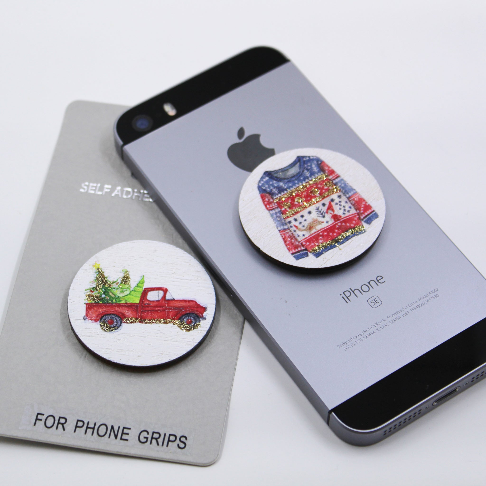 Christmas Phone Grip Cover