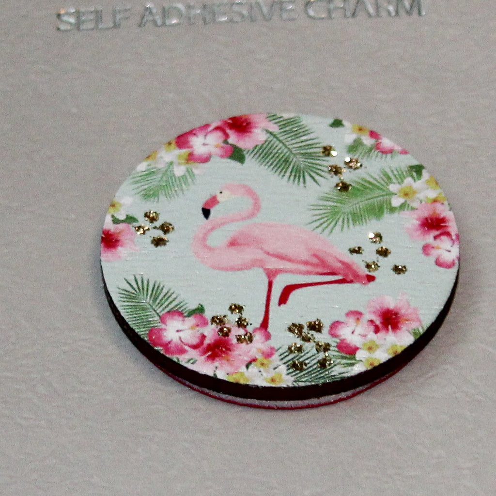 Flamingo Phone Grip Cover
