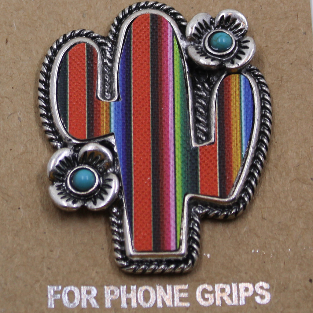 Cactus Phone Grip Cover