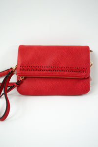 Sadie Fold-over Crossbody