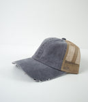 Mesh Back Ball Cap