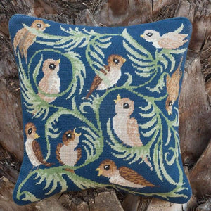 Little Birds - Tapestry And Needlepoint