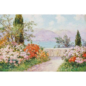 Gardens - Embroidery Patterns