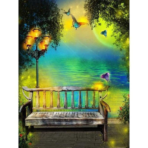 5D DIY Diamond Painting Kits Dream Landscape Nature Sky - 4