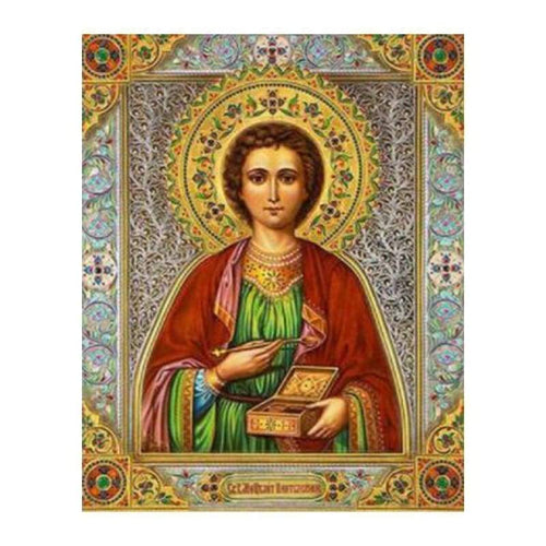5D DIY Diamond Painting Kits Heavenly Catholicism Religion - 3