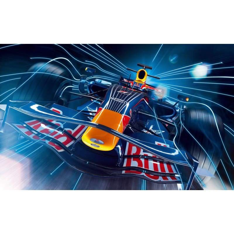 Dream Popular Formula 1 Racing Car Diamond Painting Kits VM7588 - NEEDLEWORK KITS