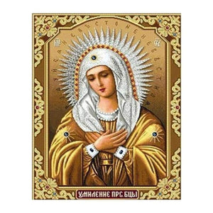 Hot Sale Catholicism Religious Full Drill - 5D Diy Diamond Painting Kits VM4025 - NEEDLEWORK KITS