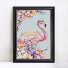 Load image into Gallery viewer, Hot Sale Fast Delivery Flamingo Full Drill - 5D Diy Diamond Painting Kits VM7827 - NEEDLEWORK KITS