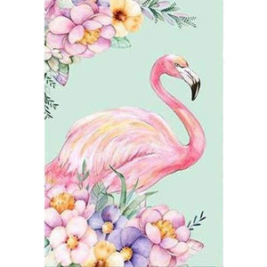 Hot Sale Fast Delivery Flamingo Full Drill - 5D Diy Diamond Painting Kits VM7827 - NEEDLEWORK KITS