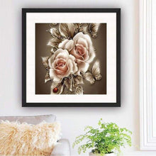 Load image into Gallery viewer, 2019 Modern Art Popular Various Sizes Flower 5d Diamond Art VM1101 - NEEDLEWORK KITS