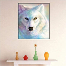 Load image into Gallery viewer, New Dream Full Square Wolf Full Drill - 5D Resin Diamond Painting VM8602 - NEEDLEWORK KITS