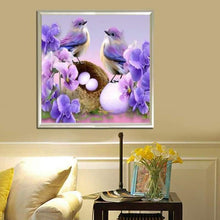 Load image into Gallery viewer, New Hot Sale Canvas Animal Bird Full Drill - 5D Diy Diamond Painting Kits VM89379 - NEEDLEWORK KITS