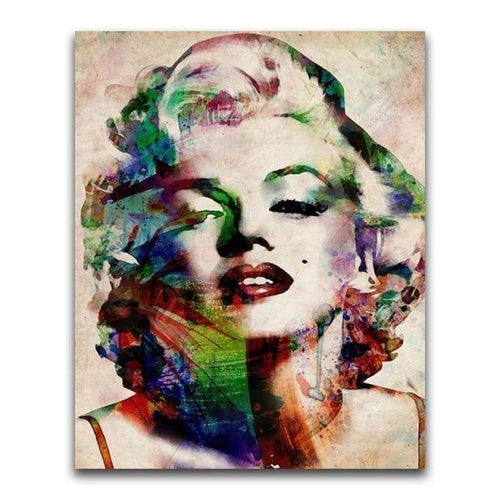 2019 New Hot Sale Famous People Pattern 5d Diy Diamond Painting Kits VM09694 - 3