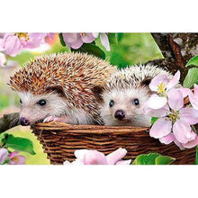 Load image into Gallery viewer, New Hot Sale Hedgehog Pattern Full Drill - 5D Diy Diamond Painting Kits VM9071 - NEEDLEWORK KITS