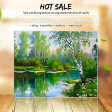 Load image into Gallery viewer, 2019 New Hot Sale Nature Landscape 5d Diy Mosaic Cross Stitch VM1177 - 3
