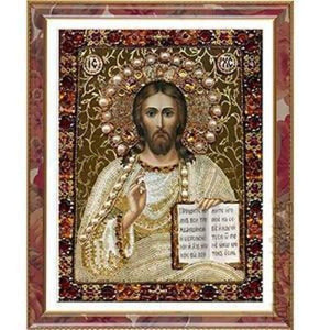 New Hot Sale Religious Full Drill - 5D Diy Diamond Embroidery Painting Kits VM3689 - NEEDLEWORK KITS
