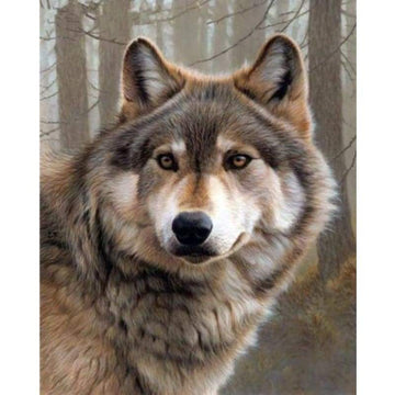 Wolf Diamond Painting Kits