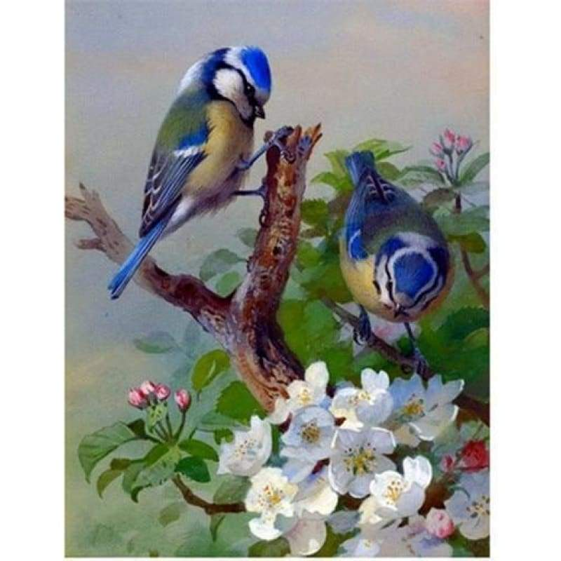 New Hot Sale Wall Decoration Bird Full Drill - 5D Diy Diamond Painting Kits VM8571 - NEEDLEWORK KITS