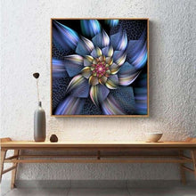 Load image into Gallery viewer, Rhinestone Art Abstract Pattern Full Drill - 5D Diy Crystal Diamond Painting Kits BQ5036