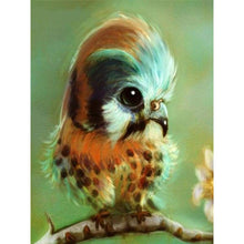Load image into Gallery viewer, Special Cute Bird Picture Full Drill - 5D Diy Diamond Painting Kits VM8270 - NEEDLEWORK KITS