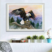 Load image into Gallery viewer, Special Eagle Portrait Full Drill - 5D Diy Diamond Painting Full Kits VM8398 - NEEDLEWORK KITS
