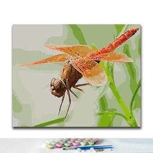 Load image into Gallery viewer, Dragonfly  Diy Paint By Numbers Kits PBN30239 - NEEDLEWORK KITS