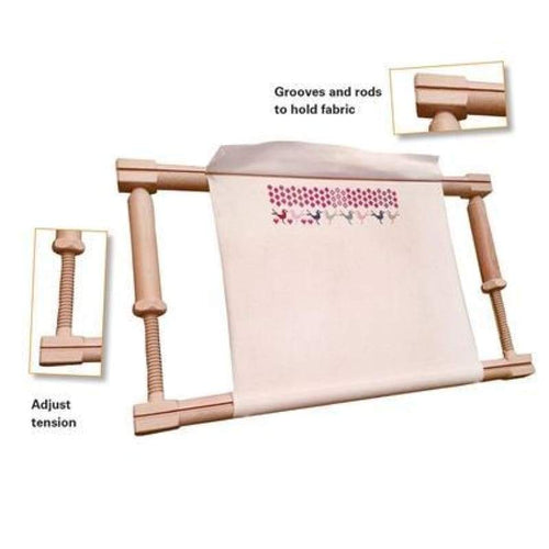 Adjustable Embroidery Frame - Frames and Hoops