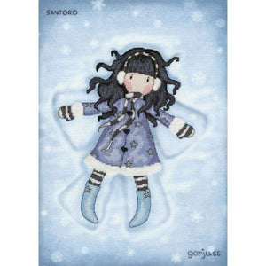 Gorjuss - Winter Time - Cross Stitch