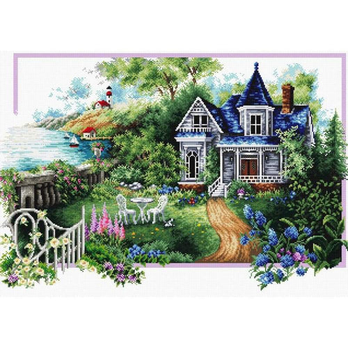 Summer Comes - Stamped Cross Stitch Kits