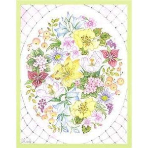 Floral Mix - NEEDLEWORK KITS