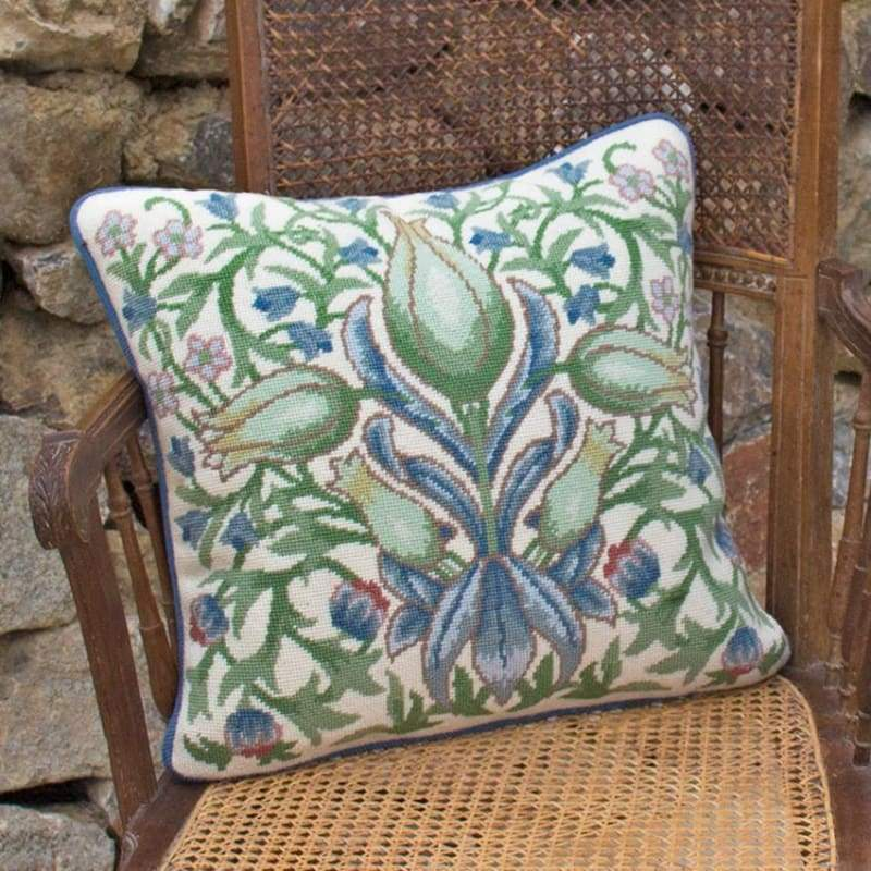 Artichoke 2 - Tapestry And Needlepoint