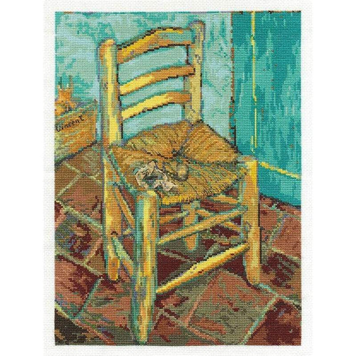 Van Gogh's Chair - NEEDLEWORK KITS
