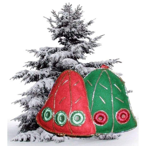 Christmas Bells - NEEDLEWORK KITS