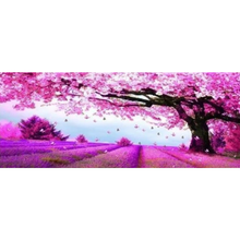 Load image into Gallery viewer, Landscape Tree Large Sizes Wall Decoration Full Drill - 5D Diy Diamond Painting Kits VM4125 - NEEDLEWORK KITS