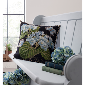 Hydrangea (Two Colour Options) - Tapestry and Needlepoint