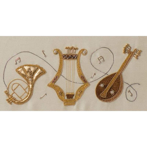 Musical Instruments - NEEDLEWORK KITS