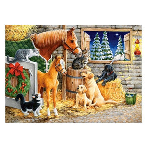 Dog Diy Paint by Numbers Kits PBN96431 - NEEDLEWORK KITS