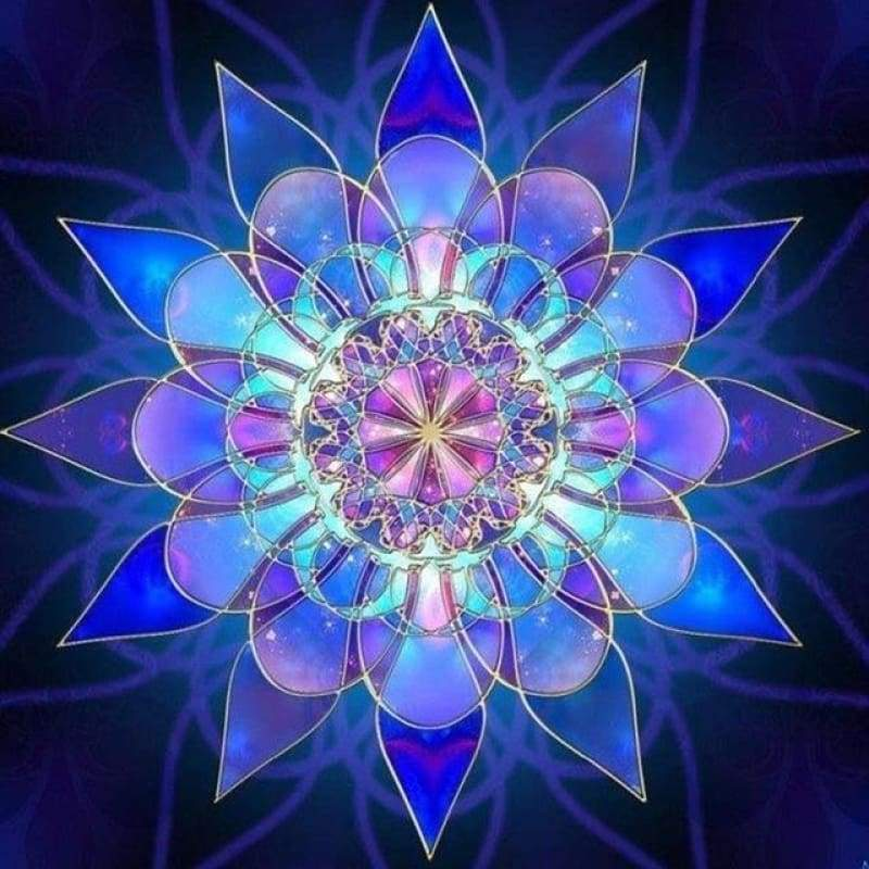 Full Drill - 5D DIY Diamond Painting Kits Special Abstract Mandala Pattern - NEEDLEWORK KITS
