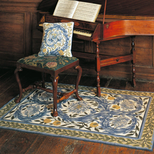 Load image into Gallery viewer, African Marigold Collection - Rug - Tapestry and Needlepoint