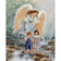 Full Drill - 5D DIY Diamond Painting Kits Angel Warm Family