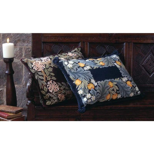 Borders - Border (Two Cushions) - Tapestry And Needlepoint